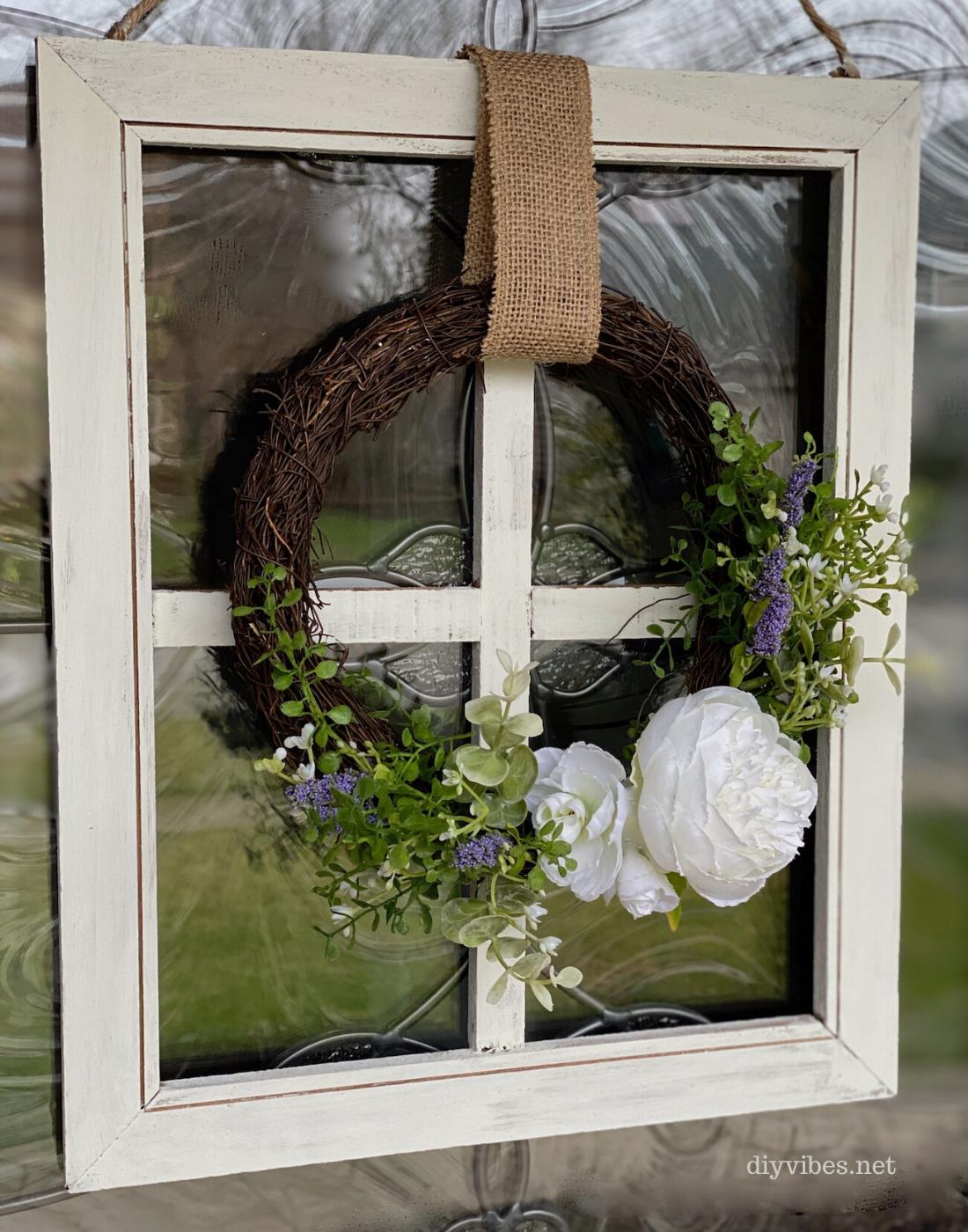 Spring Floral Wreath Spring Grapevine Grapevine Decor Door Decor Floral Grapevine Spring Wreath- Floral Wreath Spring Front Door
